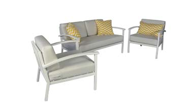 Boulevard (2 seater and arm chair)