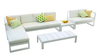 Breeze modular lounge